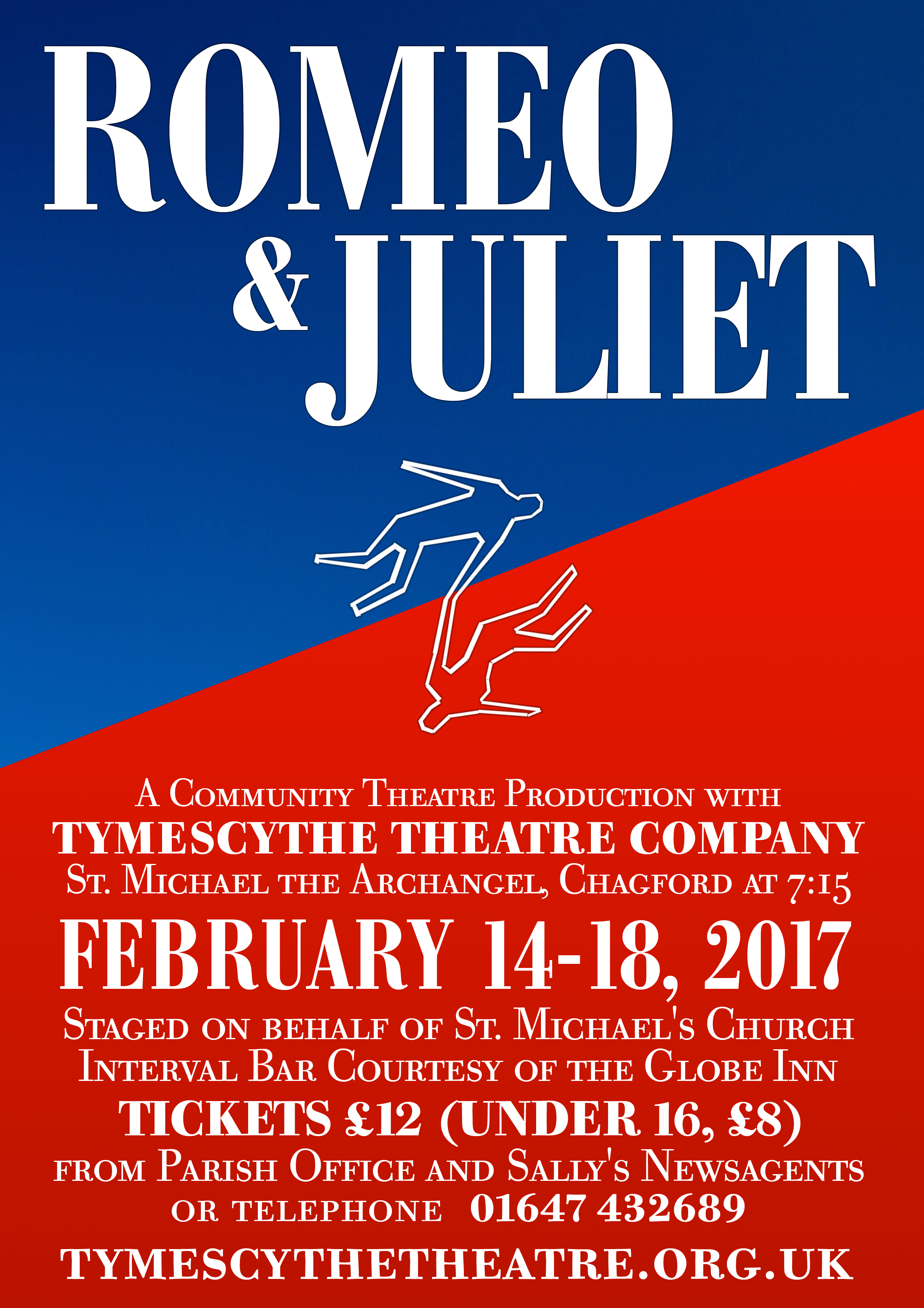 We Have Chosen Shakespeares Romeo And Juliet As The Next In A Series Of Classic Drama Productions On Brilliant New Purpose Built Stage St Michaels